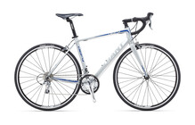 Giant Defy 2 silver/blue/white